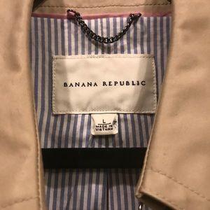 Banana Republic Jackets & Coats - Banana Republic Classic Trench Coat